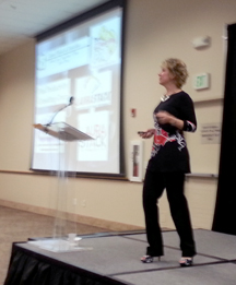 Laura Stack presents The Power of the Brand 2015--thumbnail