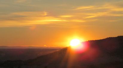 Hogback Day sunrise 2017-small