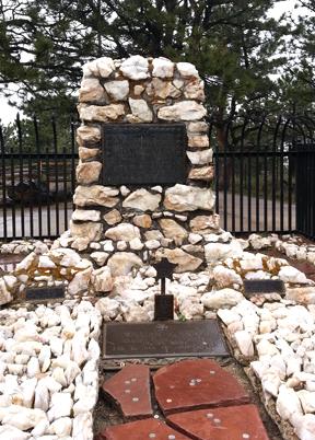 Buffalo Bill's grave